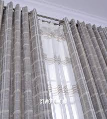 Simply Shabby Chic Curtain Panel by Curtain Style Sheer Curtains With Shabby Chic Window Treatment