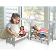 Badger Basket Doll Bed by Badger Basket Doll Bunk Beds With Ladder Free Shipping On Orders
