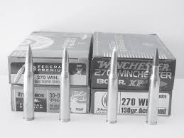 THE DEBATE CONTINUES: .270 Win. Vs. .30-06 - TheGunMag - The ... 7mm Remington Magnum Wikipedia Barnes Bullets Clark Armory Premium 243 Ammo For Sale 85 Grain Tsx Hp Ammunition In 68 Spc Bullet Performance Archive Home Of The 308 150 Grain Federal Vital Shok Rifle 20 Ttsx Mrx Youtube Review Vortx Copper Hunting Big Deer Ppu 270 Winchester Sp 130 Rounds 2322 The 12 Best Cartridges For Elk Field Stream Marlin Xl7 Win 500 Yard Test Round
