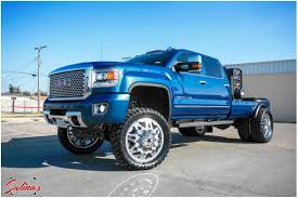 2015 GMC Sierra 3500 Welding RIG Kills It On 24' American Forces ...