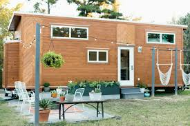Tour This Creative Couple's Tiny House (and Prepare To Be ... Rustic And Beautiful Backyard Simple Micro House Home Design Ideas Seattle Cottage How Much Does A Tiny Cost Blog Architecture Amazing Depot Kits Storage Tubular Microlodge Hobbit House Zoning Regulations What You Need To Know Curbed A 400squarefoot In Austin Packed With Big Small 68 Best Houses For Homes Diy Building Vs Buying From Builder Girl Power The Cool Fortshacktiny Of Tyler Rodgers