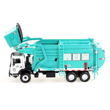 Amazon.com: KDW 1/43 Scale Diecast Recycling Garbage Truck Toys For ...