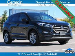 Hyundai Tucson For Sale In Columbus, OH 43222 - Autotrader