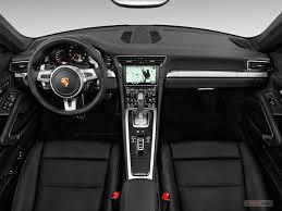 2016 Porsche 911 Dashboard