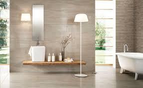 carrelage d intérieur de salle de bain au sol en grès cérame