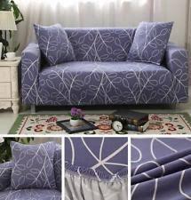 cotton blend 3 seater sofa sofa armchair suite slip covers ebay