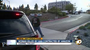 100 Ups Truck Accident Woman Hit And Killed In Carmel Valley Parking Lot