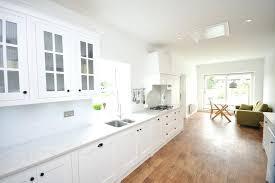 white subway tile kitchen kitchen with none beeyoutifullifecom