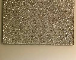 Exclusive Inspiration Fabric Wall Art Or Etsy Charcoal Sequins Glitter Ideas Diy Panels Australia Uk Tutorial