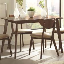 Modern Dining Room Sets Amazon by Dining Table With Angled Legs