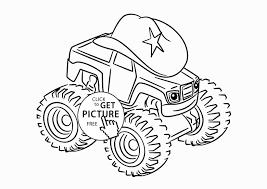 100 Monster Truck Drawing Monster Truck Drawings Color Wallofgameinfo