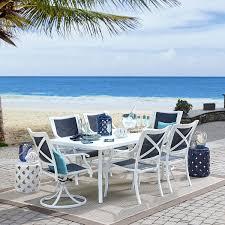 grand resort 7 piece harbor beach dining set shop your way