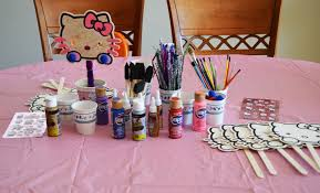 Party Craft Ideas For Toddlers