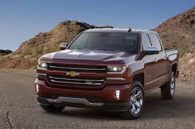 Facelift For The 2016 Silverado