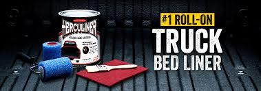 Herculiner Bed Liner Kit by Herculiner Eu
