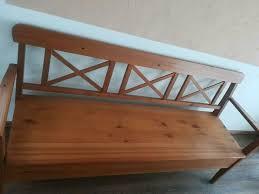 esszimmermöbel 1 sitzbank 6 stühle ikea topzustand