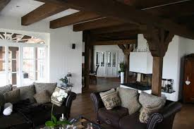 wohnzimmer mühlenhaus fachwerkhaus häuser aus holz