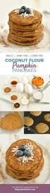 Easy Healthy Pumpkin Pancake Recipe by Coconut Flour Pumpkin Pancakes Dairy Free Paleo