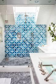 3x3 Blue Ceramic Tile by Best 25 Shower Tiles Ideas On Pinterest Shower Bathroom