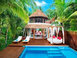 100 W Retreat And Spa Maldives Maldives With Discounted Prices