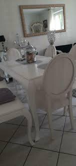 esstisch barock modern mit bank und stühlen