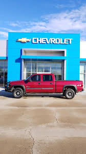 Broken Bow - Used Chevrolet Silverado 2500HD Classic Vehicles For Sale