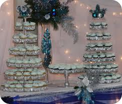Cupcake Display Tables