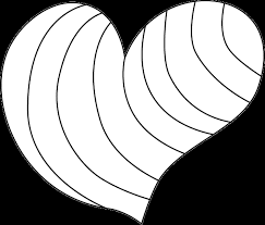 Free Coloring Pages Of A Big Heart