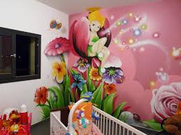 chambre fee clochette décoration chambre fée clochette