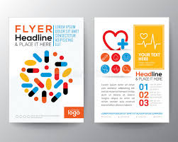 Download Health Care And Medical Poster Brochure Flyer Design Layout Stock Vector