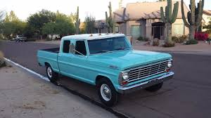 This 1967 Ford F-250 Crew Cab Isn't Something You See Every Day ... 1967 Ford F100 Junk Mail Hot Rod Network Gaa Classic Cars Pickup F236 Indy 2015 For Sale Classiccarscom Cc1174402 Greg Howards On Whewell This Highboy Is Perfect Fordtruckscom F901 Kansas City Spring 2016 Shop Truck New Rebuilt Fe 352 V8 Original Swb Big Block Youtube F600 Dump Truck Item A4795 Sold July 13 Midwe Lunar Green Color Codes Enthusiasts Forums