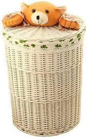 handgewebter aufbewahrungskorb dekorativer aufbewahrungskorb