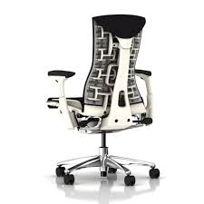 Herman Miller Caper Chair Colors by Herman Miller Embody Chair Black Balance With White Frame And