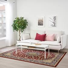 vedbäk teppich kurzflor bunt hier kaufen ikea österreich