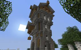 Minecraft Pumpkin Farm Tower by Aerith1 U0027s Profile Member List Minecraft Forum