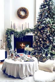 Tree Decorating Martha Stewart Christmas Lights Stringing