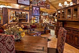 Santa Fe Ranch Western Furniture Store Rustic Living Room