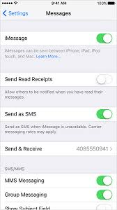 Fix iPhone Won t Send in Text