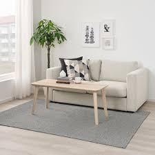 tiphede teppich flach gewebt grau weiß 155x220 cm