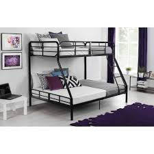 Bunk Bed Over Futon by Bedroom Ikea Side Table With Black Iron Frame Twin Over Futon