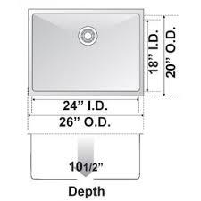 Undermount Bar Sink White by 26 Inch Stainless Steel Undermount Single Bowl Kitchen Bar