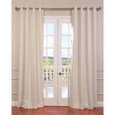 White Kitchen Curtains With Red Trim by Curtains U0026 Drapes Window Treatments The Home Depot