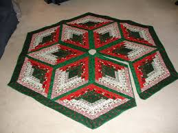 72 Inch Christmas Tree Skirts by Free Big Block Quilt Patterns Free Quilt Projects From