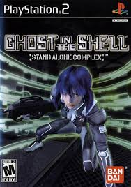 Ghost in the Shell Stand Alone plex Box Shot for PlayStation 2