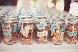 Candy Mason Jar Wedding Favorshome Made Favorsedible Favorswedding