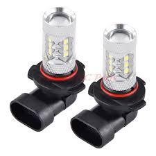 aliexpress buy 2pcs 80w h10 led white headlight bulbs