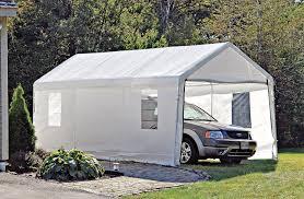 100 Truck Shelters Amazoncom ShelterLogic Portable Garage Canopy Carport 10 X 20