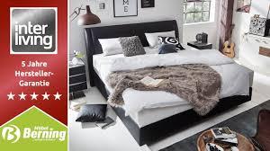 interliving schlafzimmer serie 1401 produktfilm möbel berning in lingen und rheine