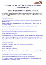 Glassesusa Black Friday By Vert Marius - Issuu Glassesusa Online Coupons Thousands Of Promo Codes Printable Truedark 6 Email List Building Tools For Ecommerce Build Your Liquid Eyewear Made In Usa 7 Of The Best Places To Buy Glasses For Cheap Vision Eye Insurance Accepted Care Plans Lenscrafters Weed Never Pay Full Price Again Ralph Lauren Fabrics Mens Small Pony Beach Shorts On Twitter Hi Samantha Fortunately This Code Lenskart Offers Jan 2223 1 Get Free Why I Wear Blue Light Blocking Better Sleep