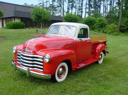 100 Three Quarter Ton Truck 1953 ChevyGMC Pickup Brothers Classic Parts